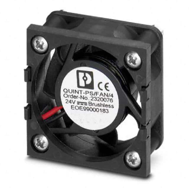 【2320076】FAN FOR QUINT POWER SUPPLY