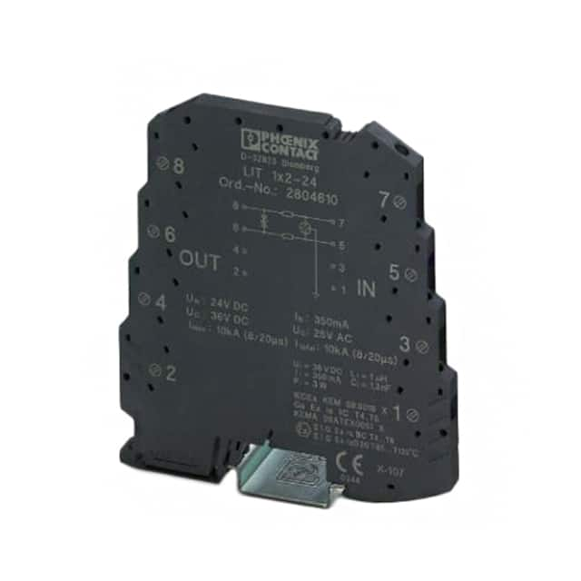 【2804610】SURGE PROTECTOR DIN RAIL
