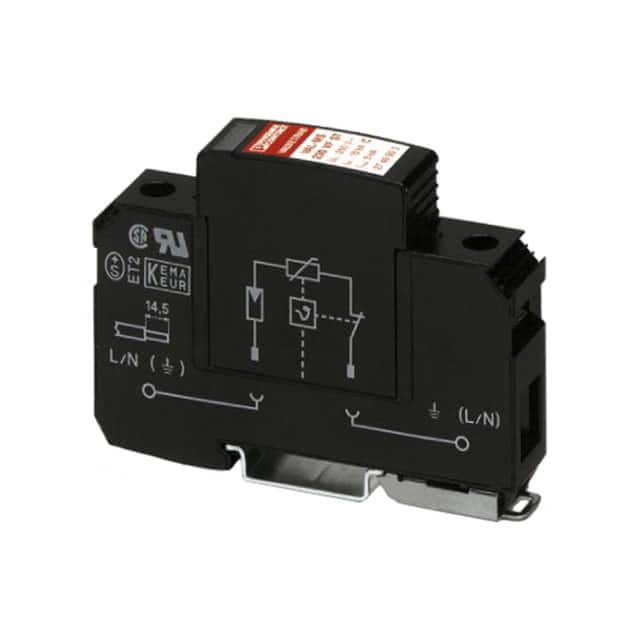 【2856582】SURGE VOLTAGE ARRESTER DIN RAIL