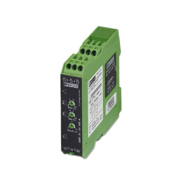 【2885278】ELECTRONIC MONITORING RELAY