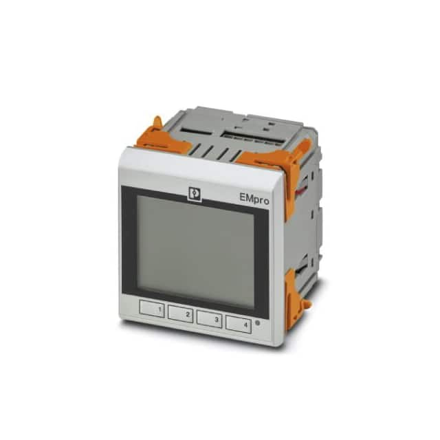 【2907946】PANEL-MOUNT ENERGY METER WITH DI
