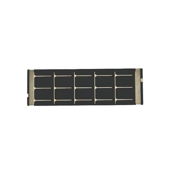 LOW LIGHT SOLAR MODULE: 2.1V 200【LL200-3-37】