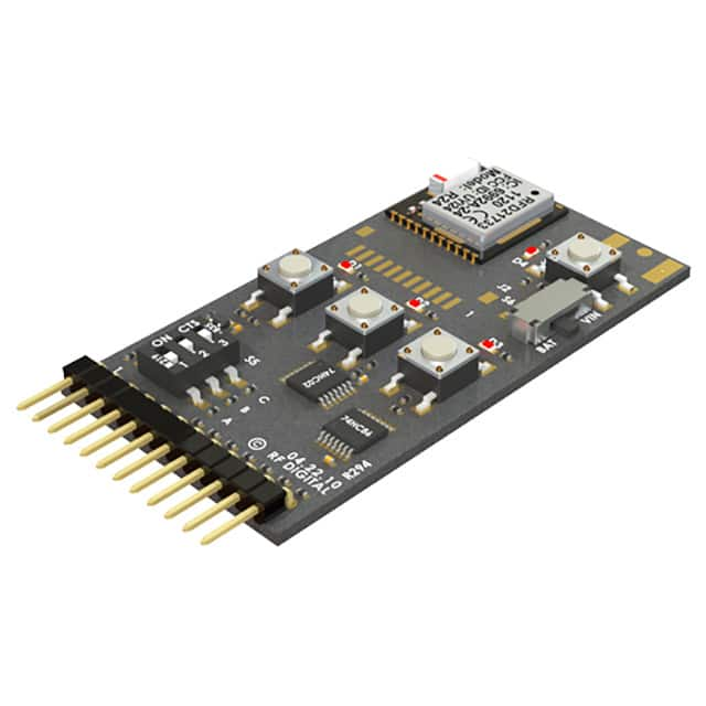 【RFD21737】EVAL BOARD FOR RFD21733