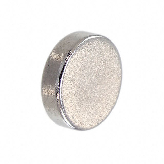 "MAGNET 0.25""""DIA X 0.1""""H CYL【8005】"