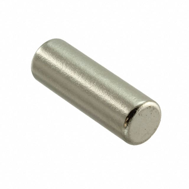 "MAGNET 0.25""""DIA X 0.750""""H CYL【8020】"