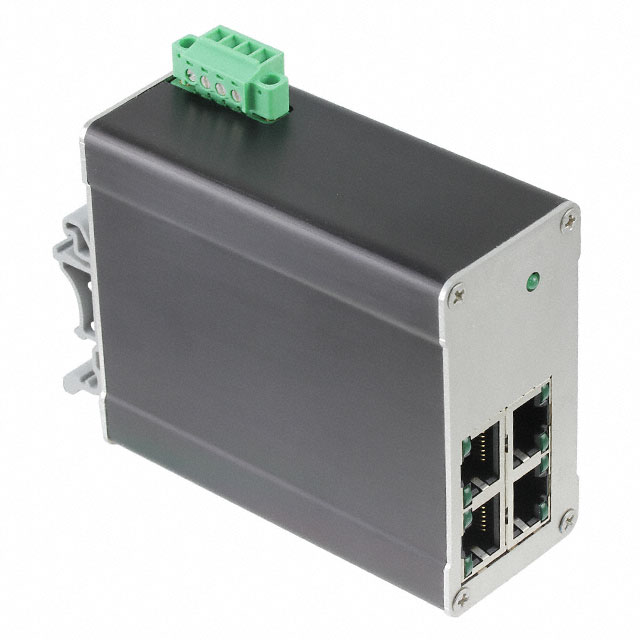 【104TX】NETWORK SWITCH-UNMANAGED 4 PORT