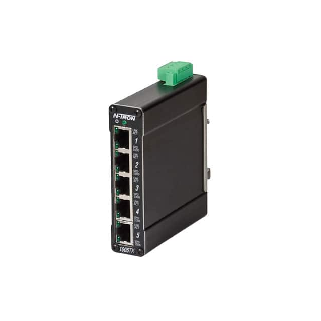 【1005TX】NETWORK SWITCH-UNMANAGED 5 PORT