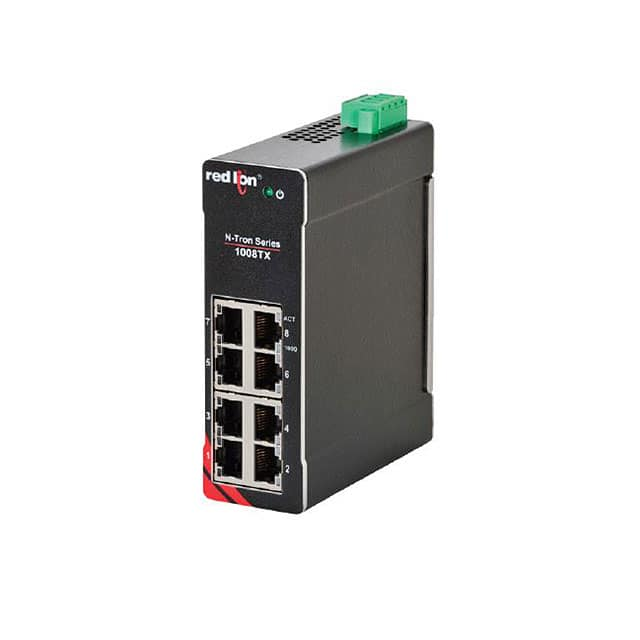 【1008TX】NETWORK SWITCH-UNMANAGED 8 PORT