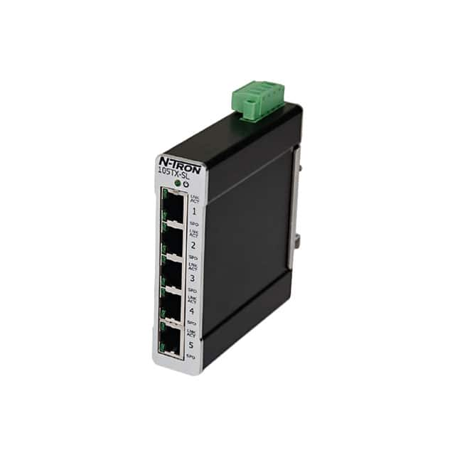 【105TX-SL】NETWORK SWITCH-UNMANAGED 5 PORT