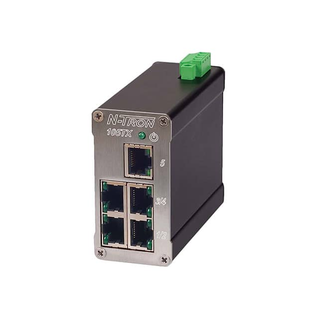 NETWORK SWITCH-UNMANAGED 5 PORT【105TX】