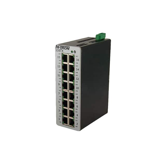 【116TX】NETWORK SWITCH-UNMANAGED 16 PORT