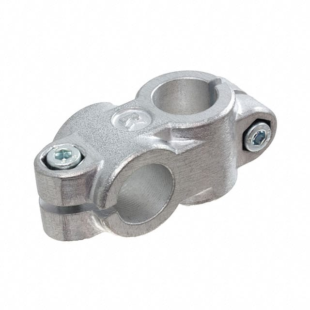 【102500000200】FLANGE CLAMP FIT 25.1MM RD TUBE