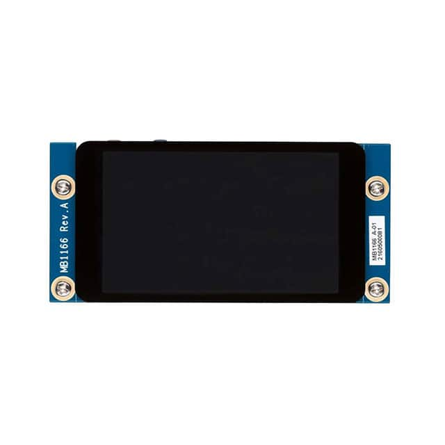 【B-LCD40-DSI1】4-INCH WVGA TFT LCD BOARD WITH M
