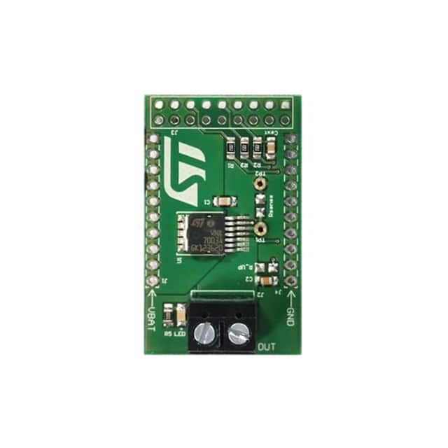 【EV-VN7004CLH】VN7004CLH EVALUATION BOARD