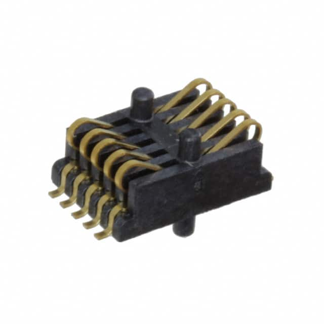 【FSI-105-03-G-D-AD】CONN STACKING 10POS SMD GOLD