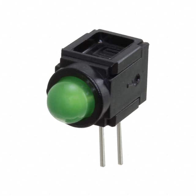 【0035.1271】HOLDER LED SRL 5MM GREEN