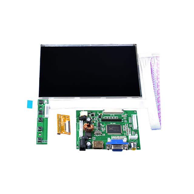 【104990244】7 INCH HDMI 1280X800 IPS DISPLAY