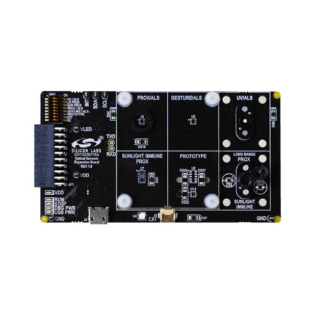 【115XOPT-EXP-EVB】EVAL BOARD FOR SI1153