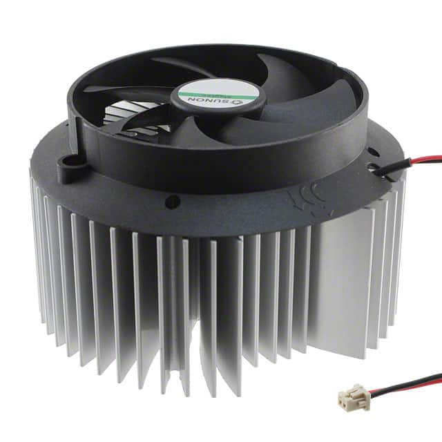 【LA004-024A83DY】ROUND FANSINK FORTIMO LED MODULE