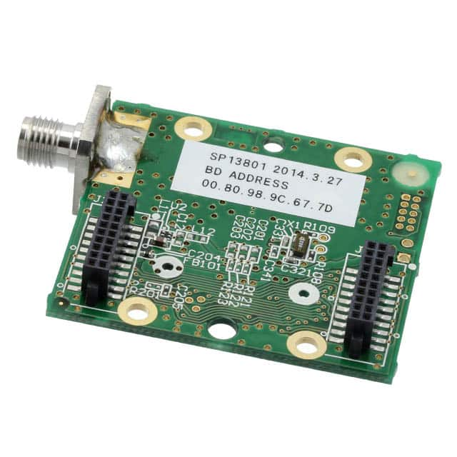 【SP13801】EVAL BOARD FOR SESUB-PAN-T2541