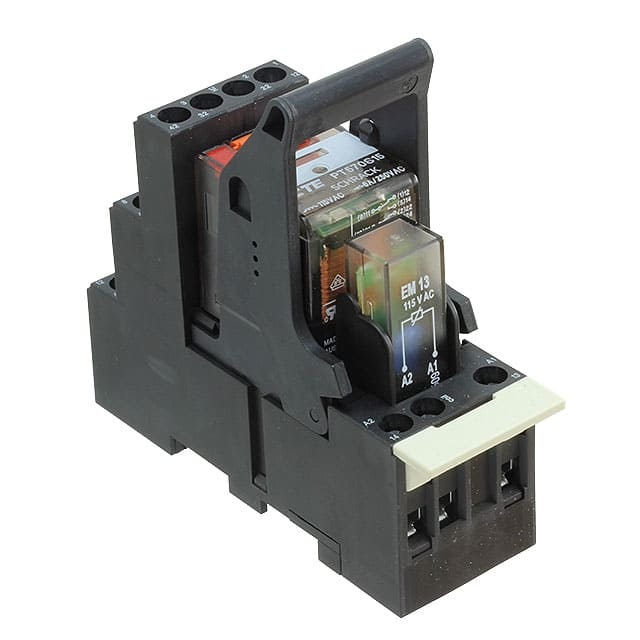 【1-1415535-3】RELAY GEN PURPOSE 4PDT 6A 115V