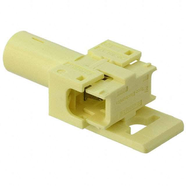 【1-293300-1】CONN BUS BAR FOR 7.5MM CONNECTOR