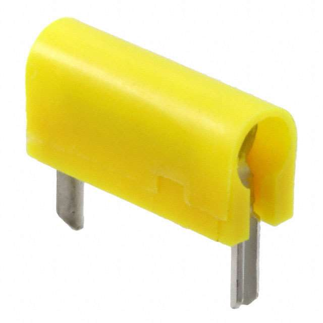 【1-521799-4】CONN TIP JACK SOLDER YELLOW