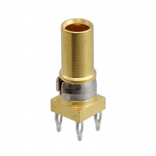 【148385-1】CONTACT SOCKET COAXIAL GOLD