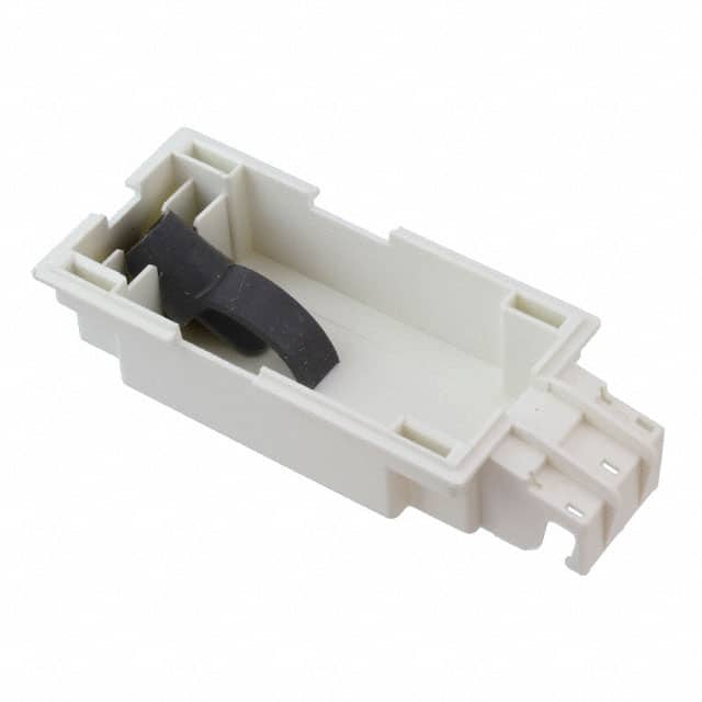 【293285-1】CONN WALL OUTLET ASSY