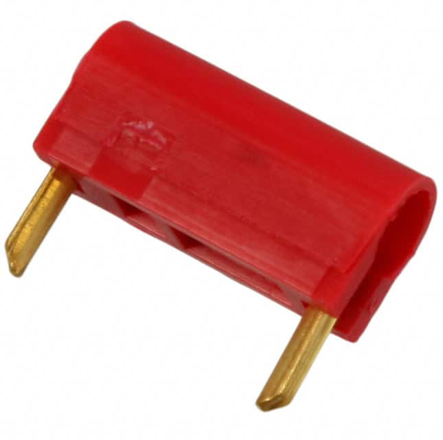 【3-582118-2】CONN TIP JACK SOLDER RED