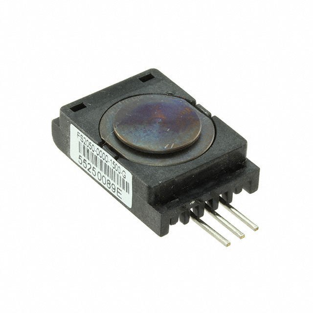 【FS2050-000X-1500-G】SENSOR FORCE LOAD CELL 3.3LBS