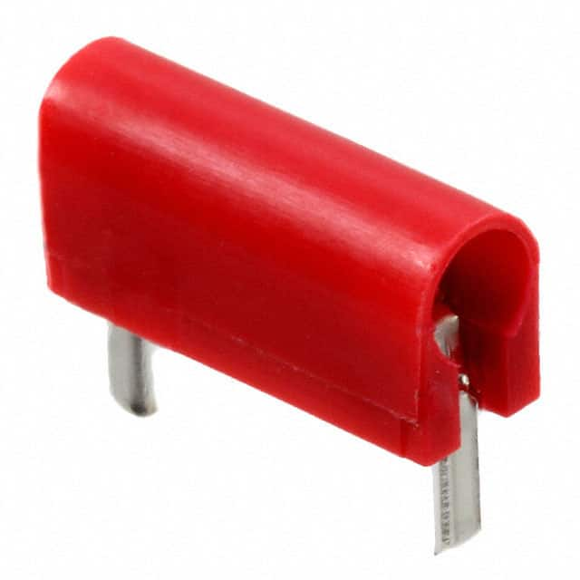【2-582118-2】CONN TIP JACK SOLDER RED