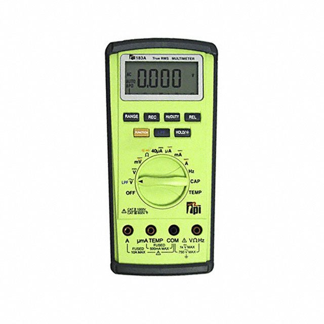 【183A】DIGITAL MULTIMETER