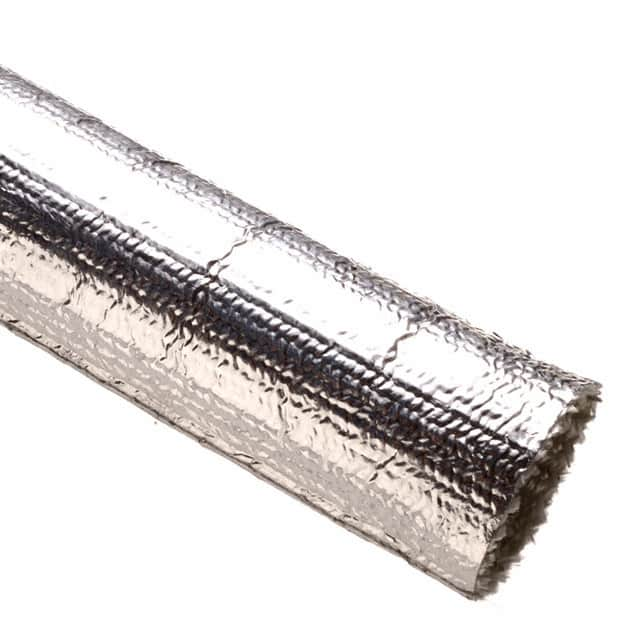 "【TTN1.00SV100】SLEEVING 1"""" ID 100' SILVER"