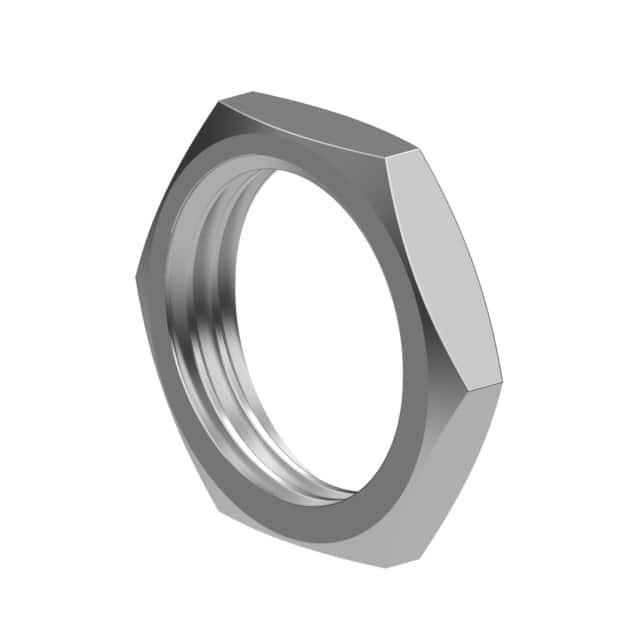【56-00000】HDWR HEX NUT M11X1.0 NICKEL