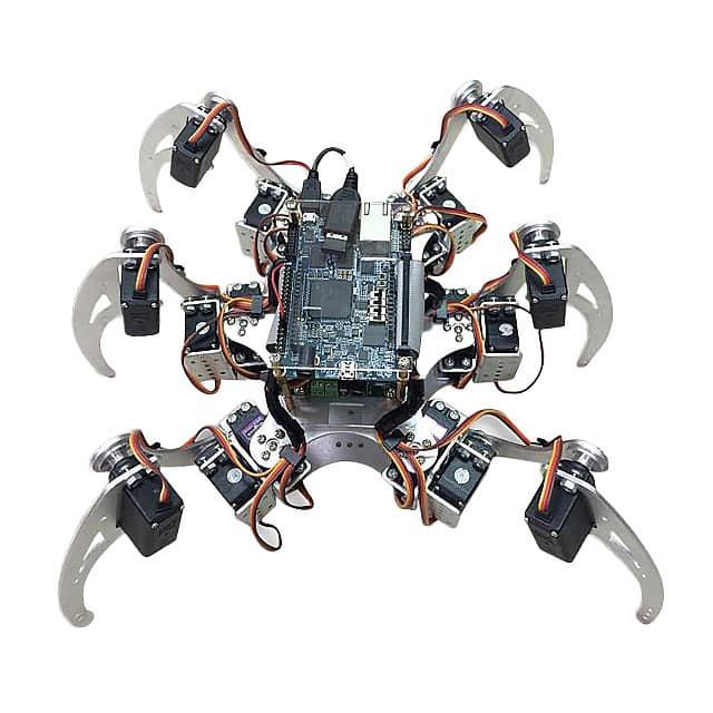 【P0425】SPIDER ROBOT KIT