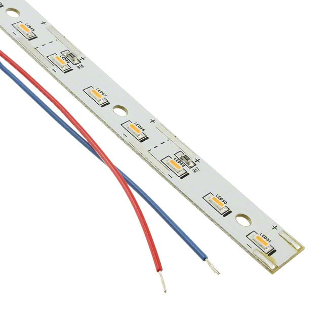 LED PCBA, NARROW LINEAR, 3000K【98010】