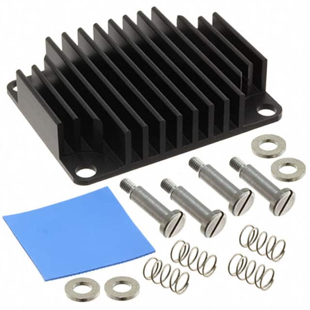 【26922】HEATSINK FOR TE0720 SPRINGLOADED