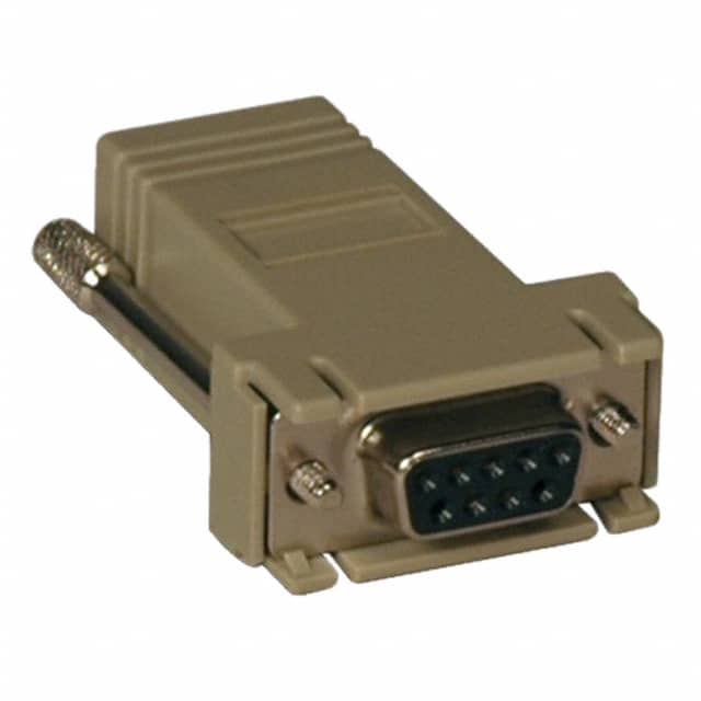 【B090-A9F】DB9F RJ45 MODULAR SERIAL ADAPTER