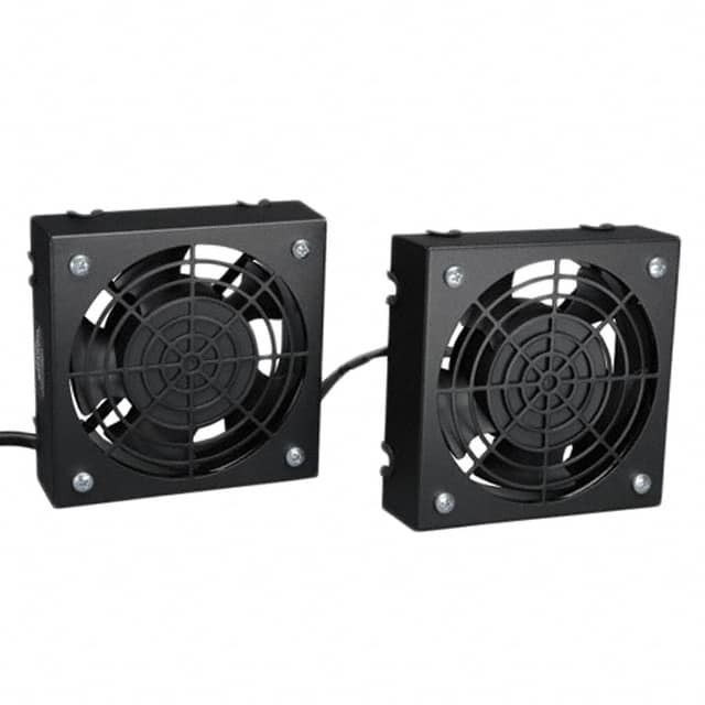 【SRFANWM】ENCLOSURE COOLING ROOF FAN KIT