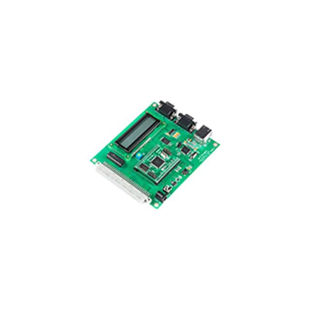 【W5100E01-AVR】W5100 EVALUATION BOARD BASED ON