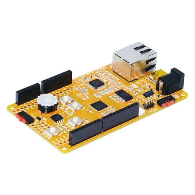 【W5500-EVB】W5500 EVALUATION BOARD BASED ON