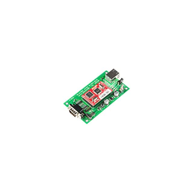 【WIZ100SR-EVB】EVALUATION MODULE