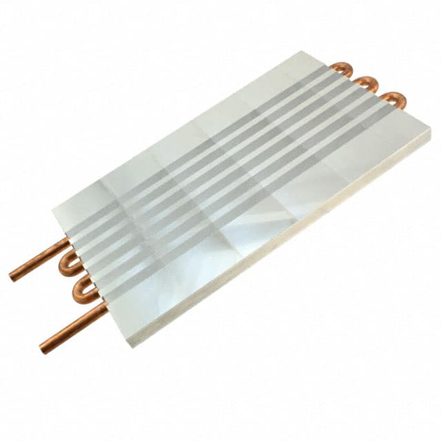 【120459】COLD PLATE HEAT SINK EXPOSED