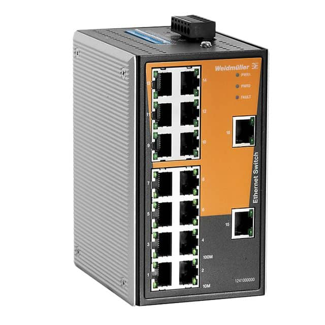【1286590000】NETWORK SWITCH-UNMANAGED 16 PORT