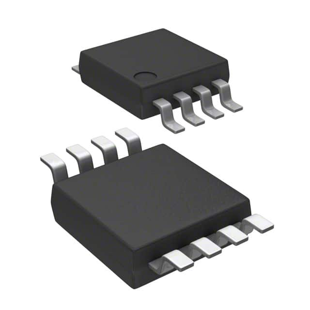 【11LC040-I/MS】IC EEPROM 4K SINGLE WIRE 8MSOP