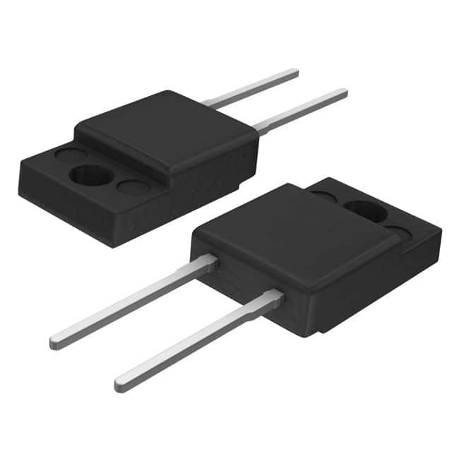 【C3D02060F】DIODE SCHOTTKY 600V 4A TO220-F2