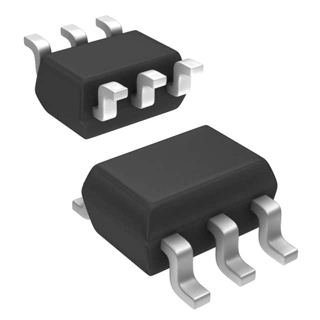 【STG3157CTR】IC SWITCH SPDT SINGLE SOT323-6L