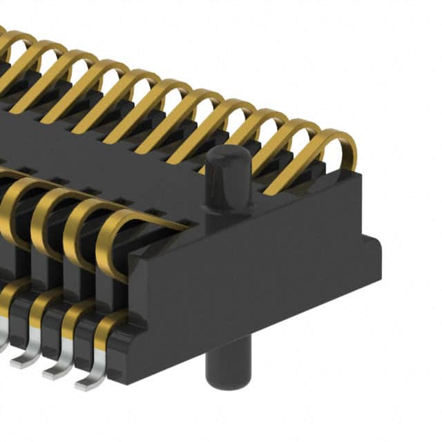 【FSI-110-03-G-D-AD】CONN STACKING 20POS SMD GOLD