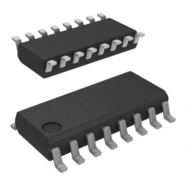 【CD74HC85M96】IC COMPARATOR MAGNITUDE 16SOIC